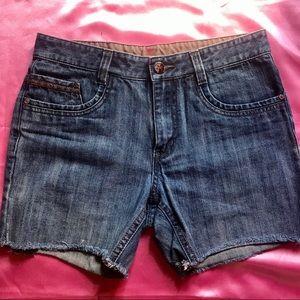 Authentic Louis Vuitton Jeans Shorts Sz 32